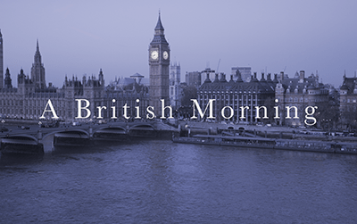 A British Morning