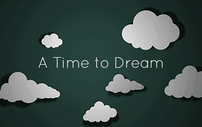 A Time to  Dream in Black and white