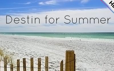 Destin For Summer