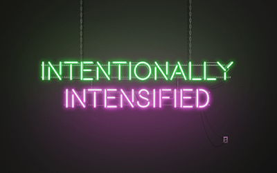 Intentionally Intensifield